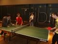 Fotografija 1 - Vesela partija stolnog tenisa