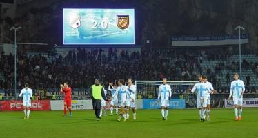 Rijeka – Hrvatski Dragovoljac 2:0
