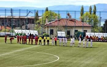 Polufinale Kupa za juniore; Rijeka-Split 0:0