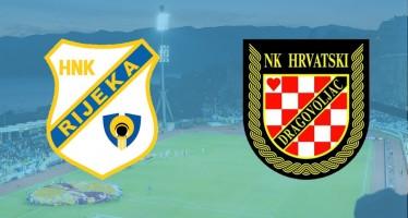 LIVE PRIJENOS: HNK Rijeka – NK Hrvatski dragovoljac