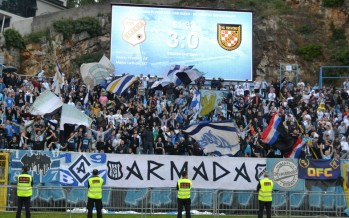 Karte za Dinamo u ponedjeljak u prodaji