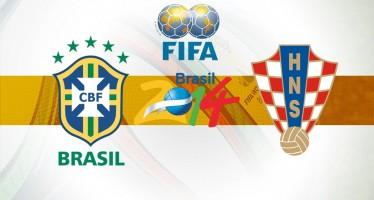 Brazil – Hrvatska 3:1