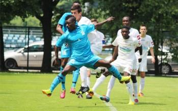 Turnir Mladen Ramljak: Rijeka – Abuja 1:1