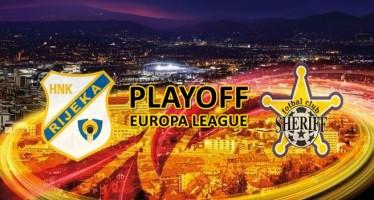 "Europa liga ponovno ""kuca na vrata"": Sheriff posljednja prepreka"