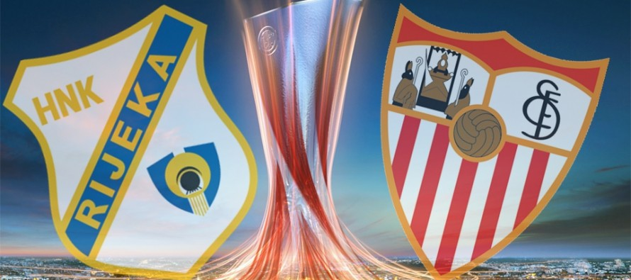 Rijeka – Sevilla: Na Kantridu stiže branitelj naslova