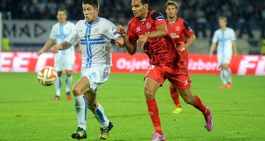 Rijeka remizirala protiv branitelja naslova Europa lige