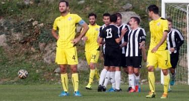 Hrvatski nogometni kup(us), list drugi