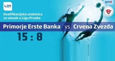 Primorje trijumfalno prema Ligi prvaka!