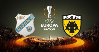Pobjeda AEK-a na Rujevici