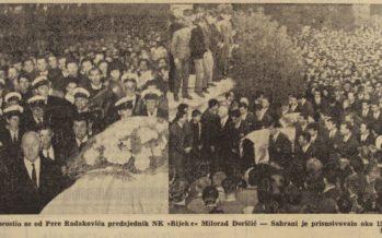 Pedeseta godišnjica smrti Petra Radakovića
