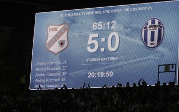 9. studenog 2014. – Večer rekorda Andreja Kramarića