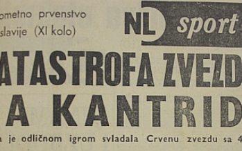 Debi Bursaća u velikoj pobjedi nad Crvenom Zvezdom