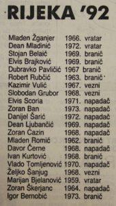 Rijeka 1992