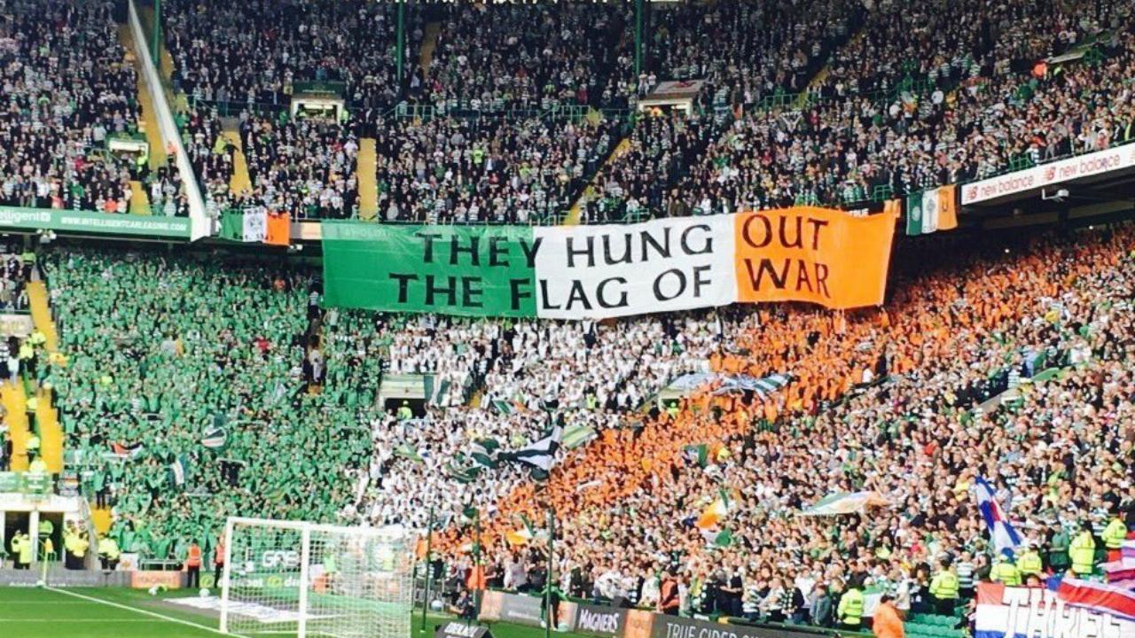 Gree Brigade Celtic